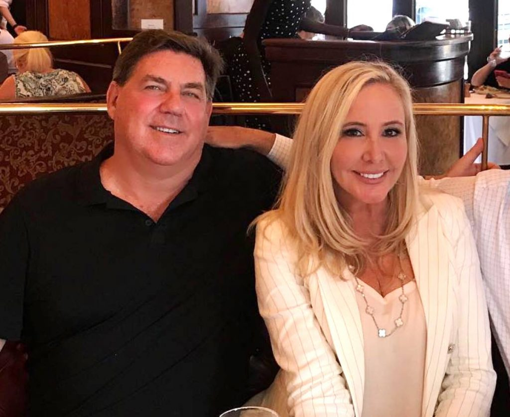 Starting The New Year Single Shannon Beador Splits With