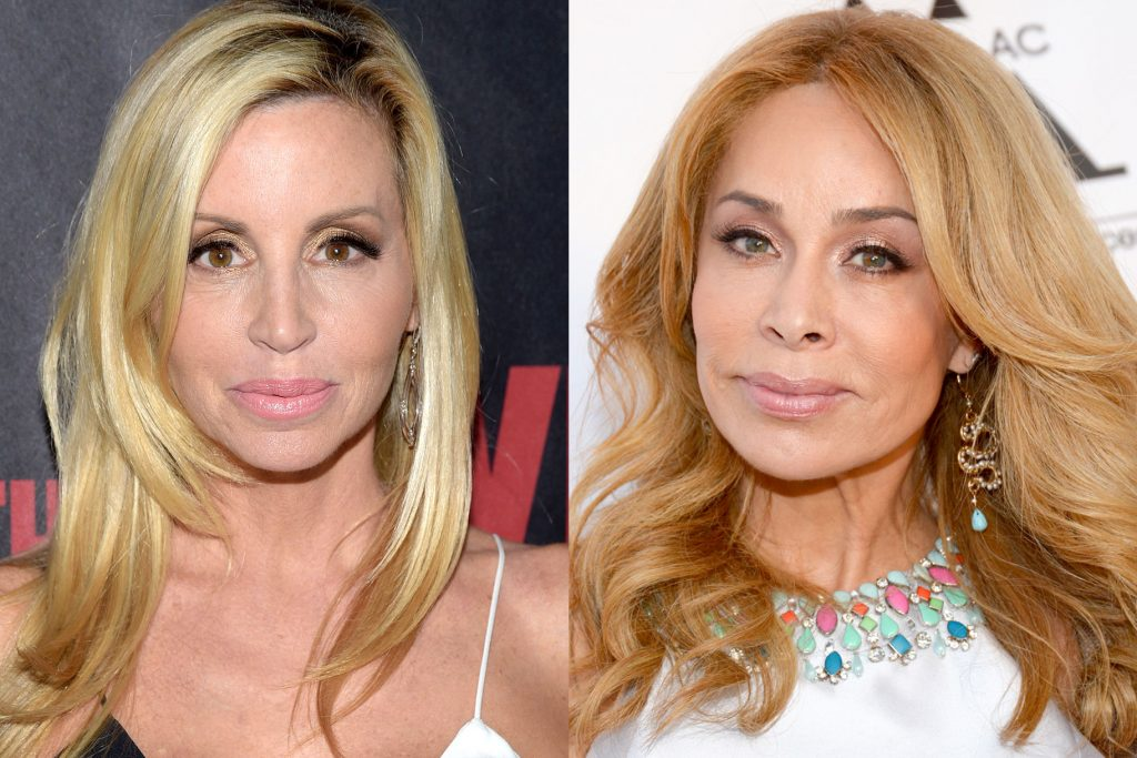 Camille Grammer younger