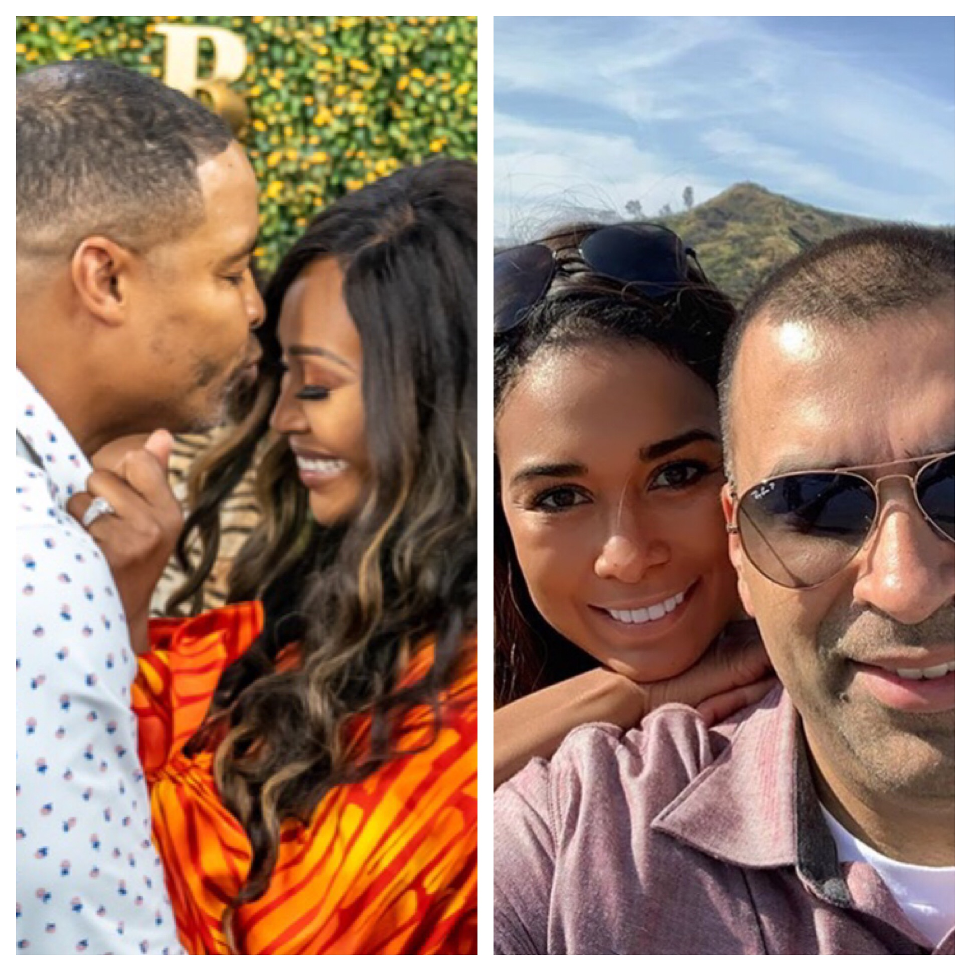 Rhop S Katie Rost Rhoa S Cynthia Bailey Are Both Engaged To The