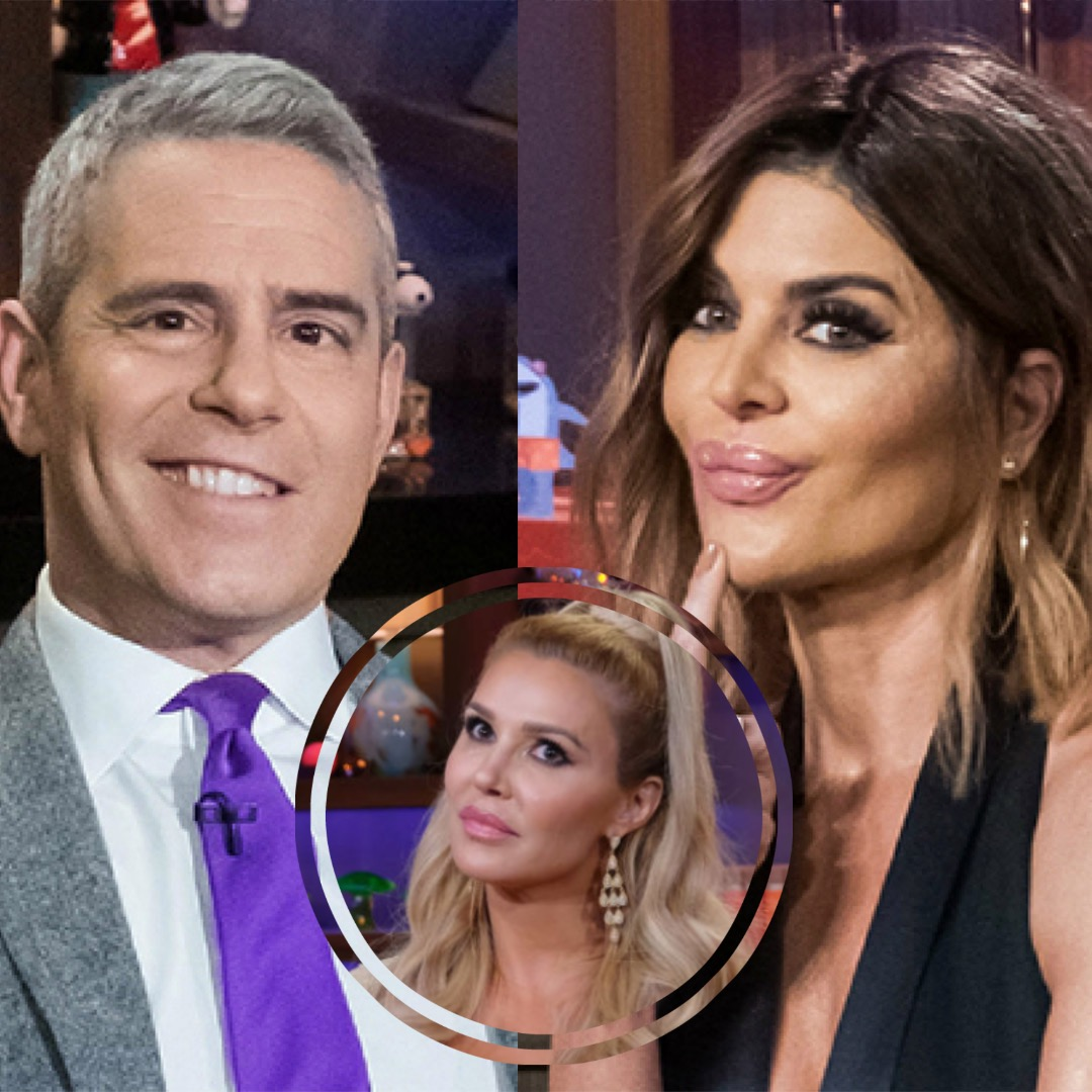 Did 'Real Housewives' star Brandi Glanville hook up with Denise Richards?