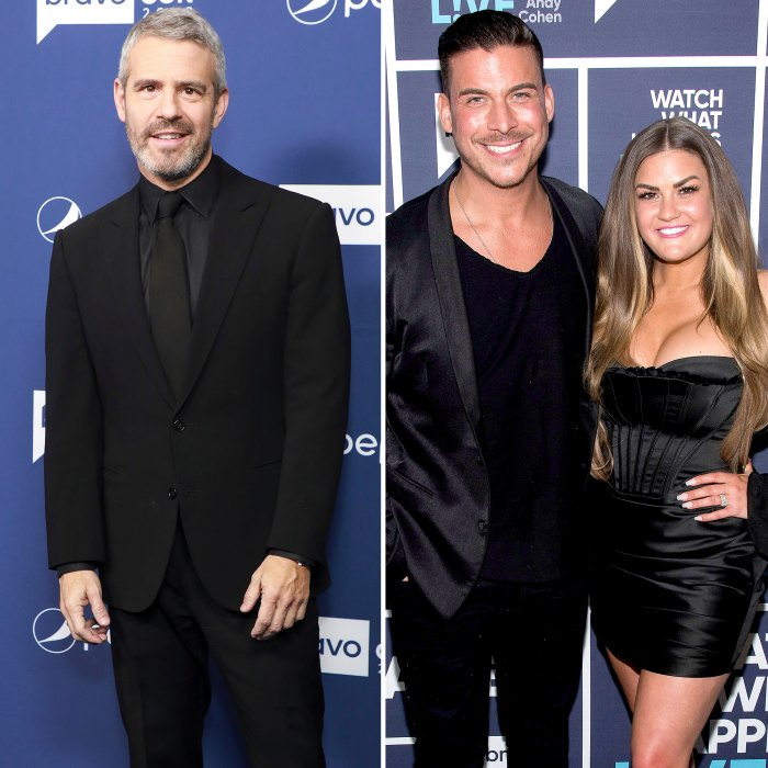 'Vanderpump Rules' Stars Jax Taylor, Brittany Fired From Show