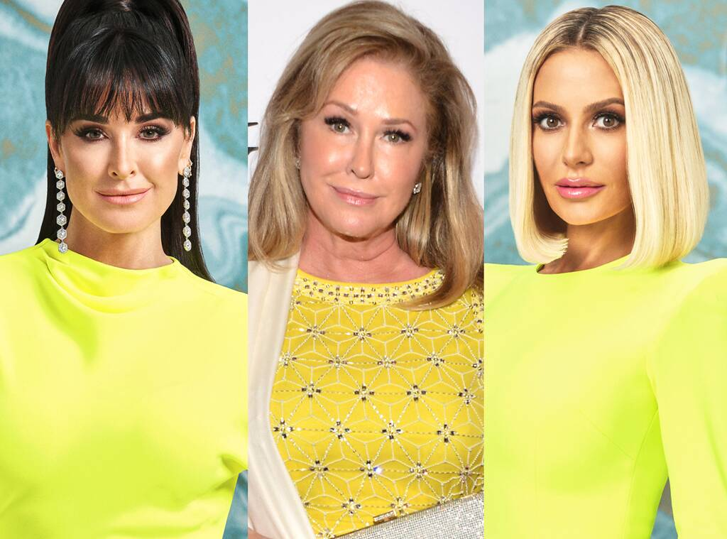 The Real Housewives Of Beverly Hills Stars Reportedly Have COVID