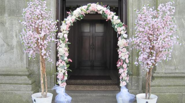 Cherry Blossom Trees To Hire All About Weddings Arklow Co Wicklow