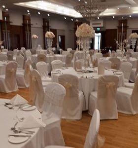 Venue Styling at Knightsbrook Hotel Trim