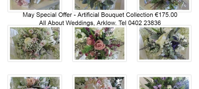 Silk Bouquets Ireland All About Weddings Arklow Co Wicklow