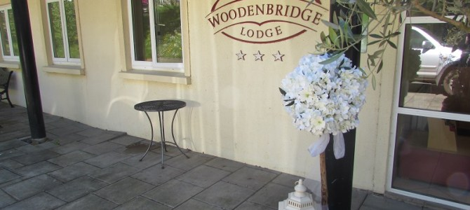 Ceremony Decor at the Woodenbridge Hotel & Lodge