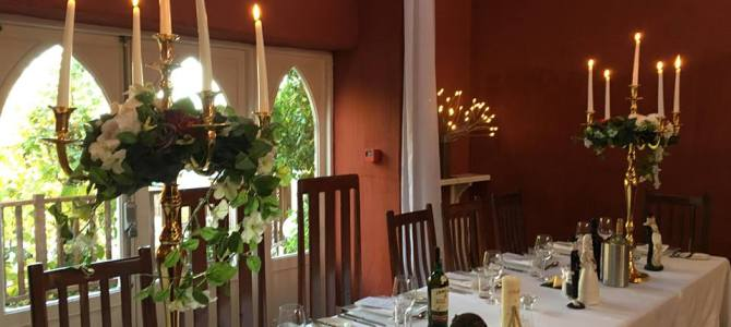 Venue Styling at Barnabrow House, Cork