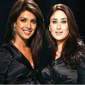 Kareena and Priyanka