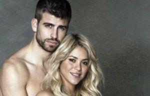 Shakira and Gerard Pique/twiiter
