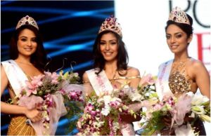 Winners of Pond's Femina Miss India 2013/facebook