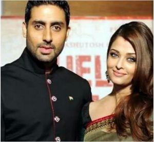 Aishwarya Rai and Abhishek Bachchan /facebook