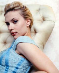 Scarlett Johansson/facebook