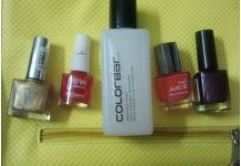 Color Bar Nail Enamel Remover