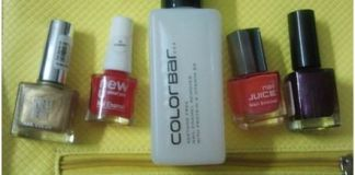 Color Bar Nail Enamel Remover