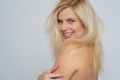 Nude woman/freedigitalphotos