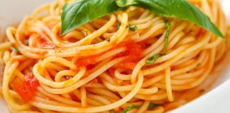 Spaghetti you should avoid on first date