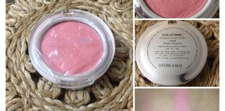 Colorbar Cheek Illusion Blush in Pink Pinch