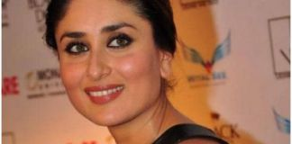 Kareena wearing kohl