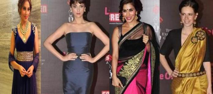 Best dressed at Screen Awards 2014