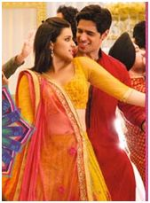A still from the Punjabi Wedding song