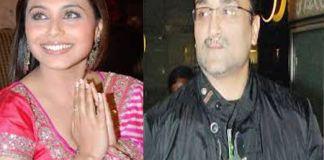 Rani Mukerji and Aditya Chopra finally tie the knot