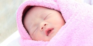 A new born baby/freedigitalphotos