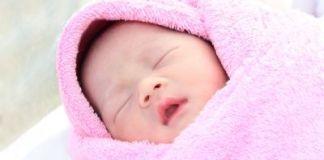 A new born baby/freedigitalphotos