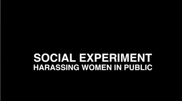 Publicly Harassing Women in India A Social Experiment