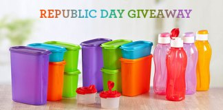 Republic Day giveaway