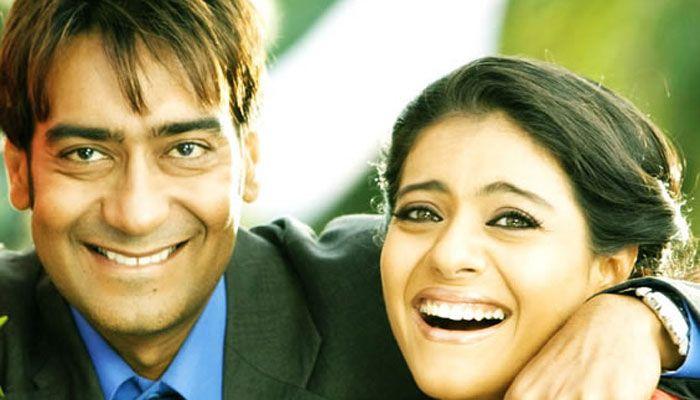 Happy 17th Wedding Anniversary Ajay Devgan Kajol