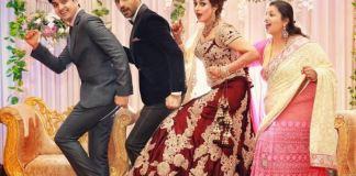 Divyanka Tripathi with Vivek Dahiya wedding