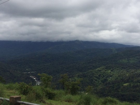 Karadippara view point