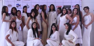 Mrs. India Beauty Queen contestants