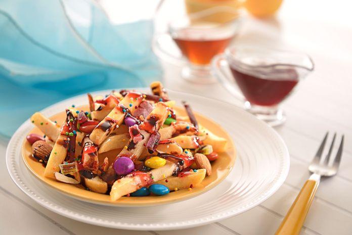 Chocolicious Fries