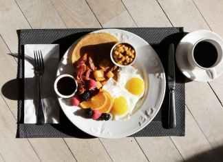 Breakfast/pexel