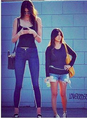 Tall girls