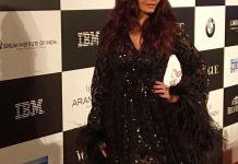 Ashwariya won Vogue Influencer of the decade award
