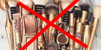 Benefits of not wearing makeup