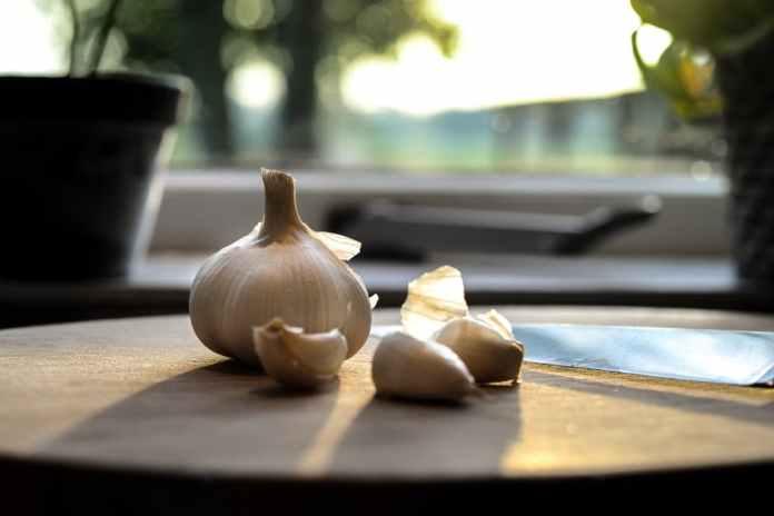 Garlic/pexel