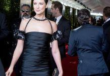 Caitriona Balfe at Golden Globes Awards
