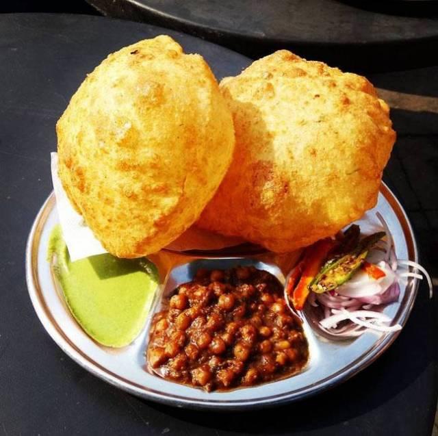 Chole bhature