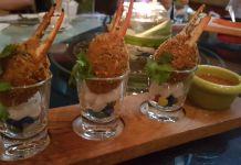 Stuffed Crab Claw recipe