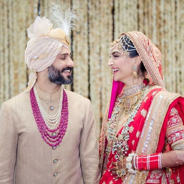 Mr. and Mrs. Ahuja