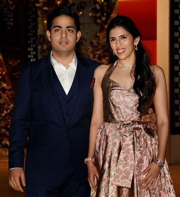 Akash with Shokla