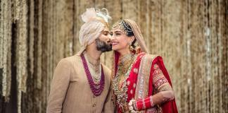 Sonam and Anand Ahuja's Two month Anniversary pictures giving us Couple goals