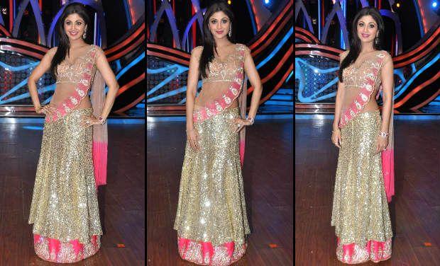 Best: Shilpa Shetty