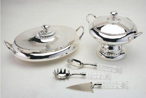 Classy silverware