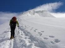 Allalin Gipfeltour