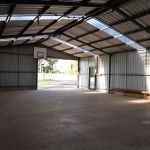 Recreation Shed & Indoor Activity Area