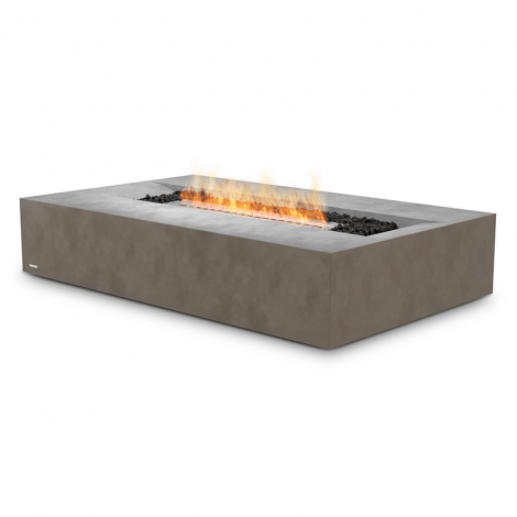 outdoor fire pit gas fire pit